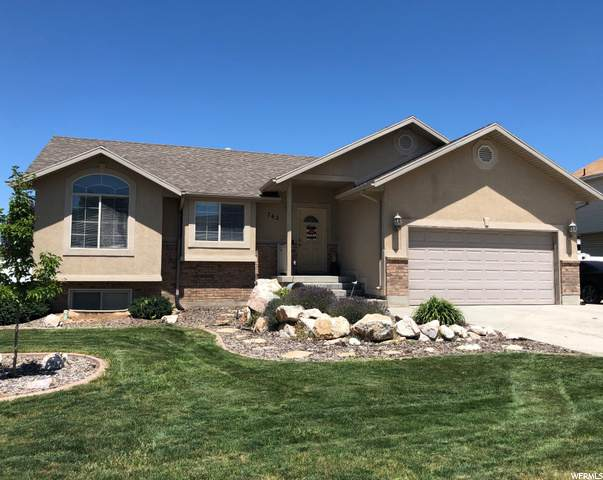 762 W 910 N, Clinton, UT 84015 (#1685746) :: Colemere Realty Associates