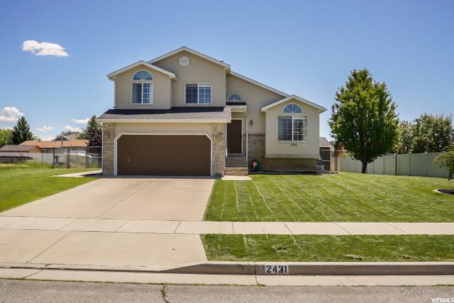 2431 W 2150 S, Syracuse, UT 84075 (#1685748) :: Colemere Realty Associates