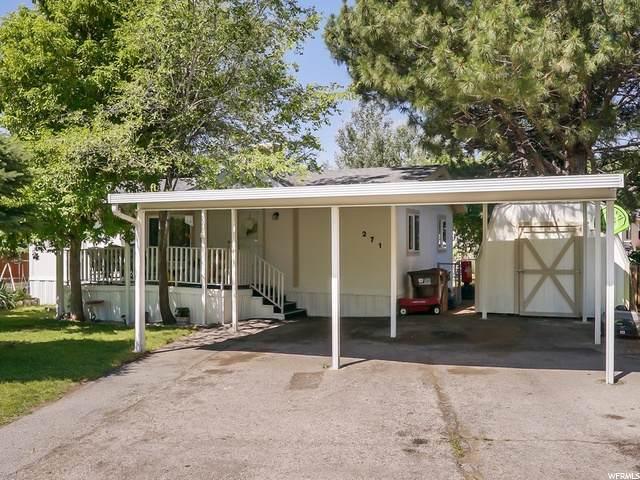 271 Mindella Way, Layton, UT 84041 (#1685753) :: Big Key Real Estate
