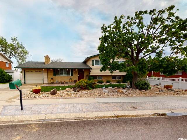 3156 W Minuet Ave S, West Valley City, UT 84119 (#1685758) :: Red Sign Team