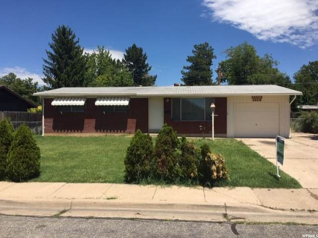 2000 N 450 W, Sunset, UT 84015 (#1685762) :: Bustos Real Estate | Keller Williams Utah Realtors
