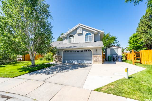 8378 S Sycamore Tree Cv E, Sandy, UT 84094 (MLS #1685778) :: Lawson Real Estate Team - Engel & Völkers
