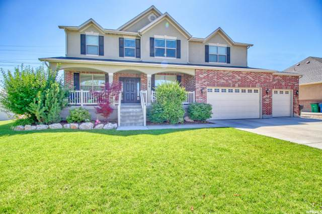 196 S Wellington Dr Dr W, Kaysville, UT 84037 (#1685812) :: REALTY ONE GROUP ARETE