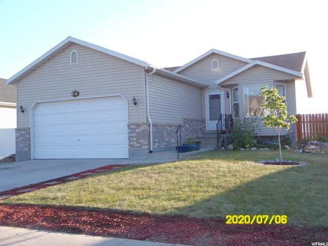 927 N 680 W, Tooele, UT 84074 (#1685819) :: Red Sign Team