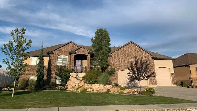 1816 N 3900 W, Plain City, UT 84404 (#1685835) :: Big Key Real Estate