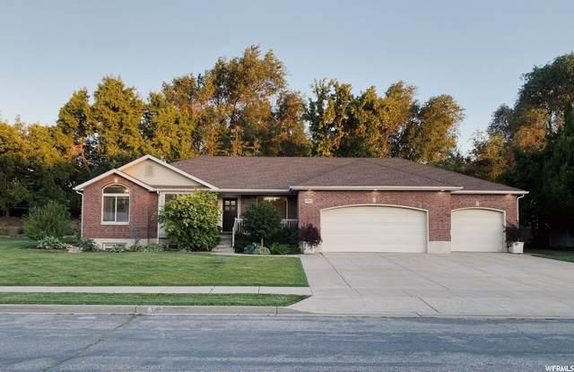 1097 Skyhaven Cv, Ogden, UT 84405 (#1685850) :: Big Key Real Estate