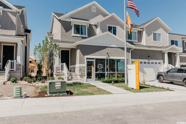 3758 W 2380 N #105, Lehi, UT 84043 (MLS #1685856) :: Lookout Real Estate Group