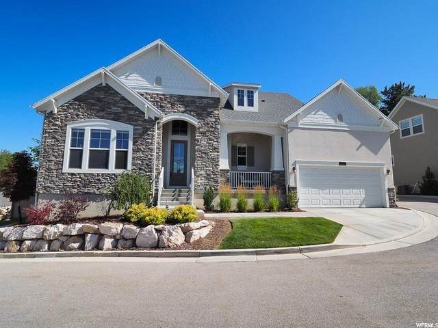 2321 E John Holladay Ct S, Holladay, UT 84117 (#1685970) :: Big Key Real Estate