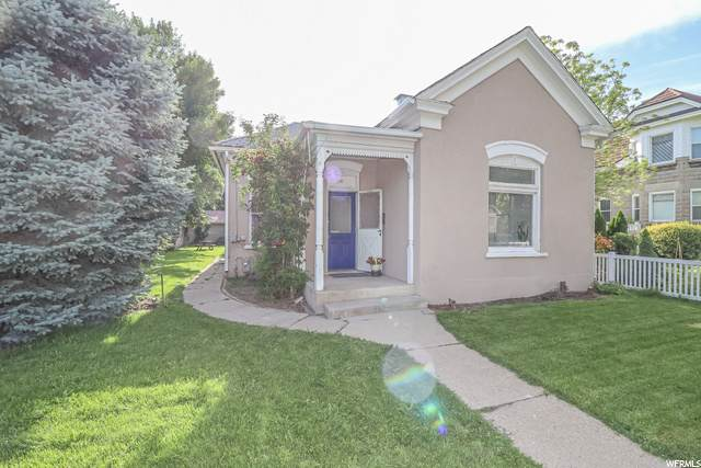 2302 S Lake St, Salt Lake City, UT 84106 (#1686043) :: Big Key Real Estate
