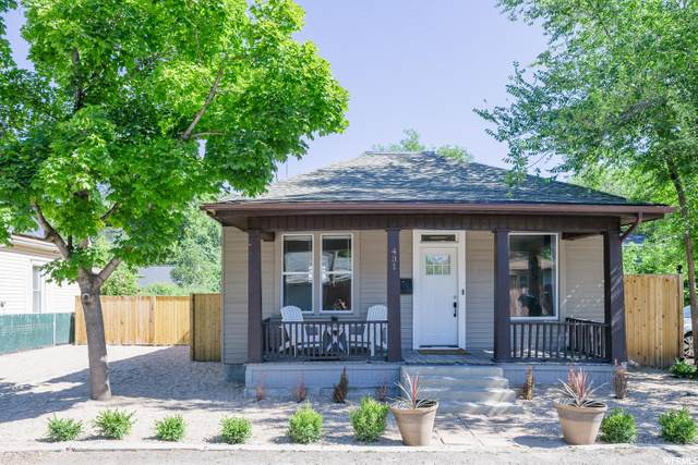 431 E Hoover Pl S, Salt Lake City, UT 84111 (#1686048) :: Big Key Real Estate