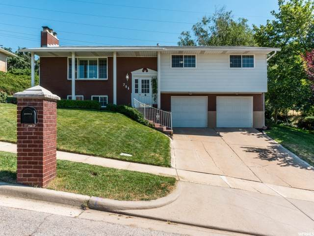 786 E 2300 S, Bountiful, UT 84010 (#1686054) :: Colemere Realty Associates