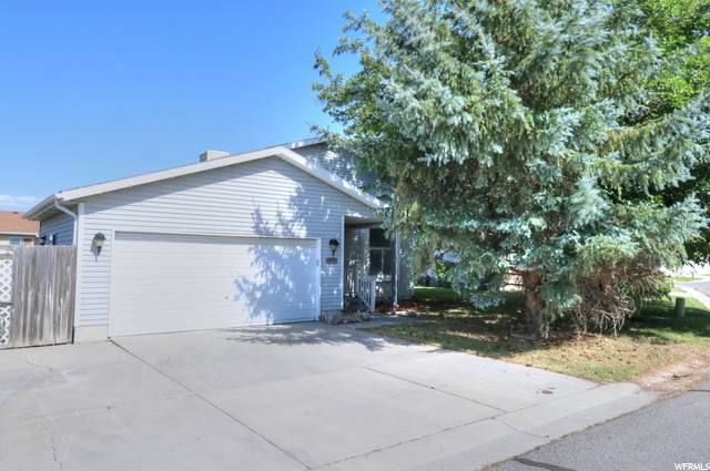 2951 S Burlingame Dr W, West Valley City, UT 84120 (#1686058) :: Red Sign Team