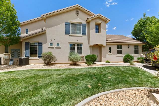 3439 S Barcelona Dr #73, St. George, UT 84790 (#1686063) :: EXIT Realty Plus