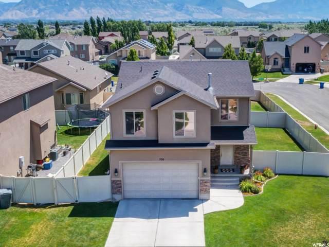 706 N Aberdeen Way, Saratoga Springs, UT 84045 (#1686070) :: Bustos Real Estate   Keller Williams Utah Realtors