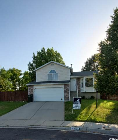 4604 S Wormwood Dr, West Valley City, UT 84120 (MLS #1686080) :: Lawson Real Estate Team - Engel & Völkers