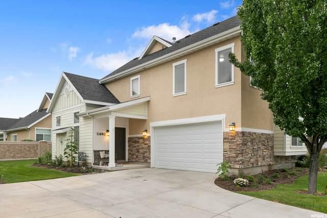 11682 S Stafford View Dr W, Riverton, UT 84065 (#1686084) :: Big Key Real Estate