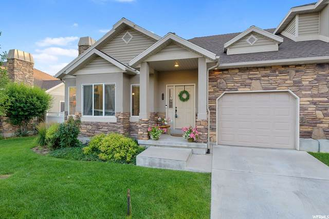 708 S Clearwater Falls Dr, Layton, UT 84041 (#1686120) :: REALTY ONE GROUP ARETE
