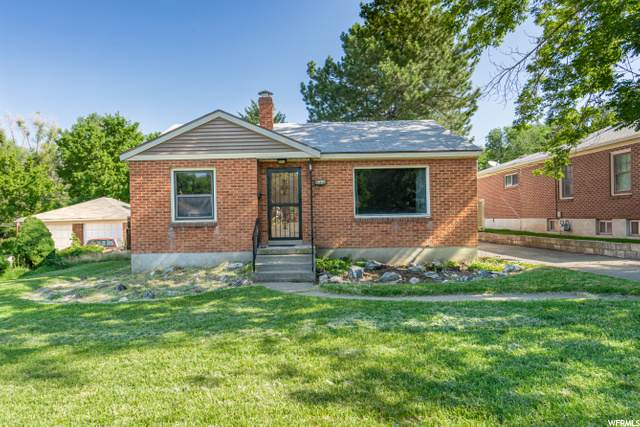 644 E 32ND St, Ogden, UT 84403 (#1686128) :: REALTY ONE GROUP ARETE