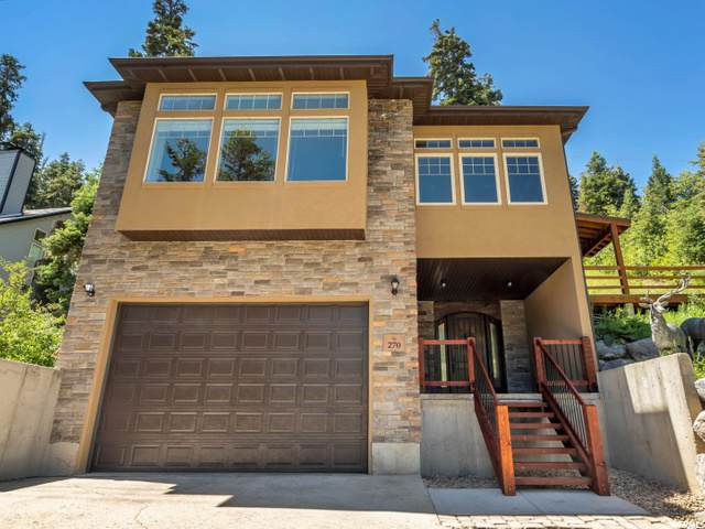 270 Aspen Dr, Park City, UT 84098 (#1686160) :: Colemere Realty Associates