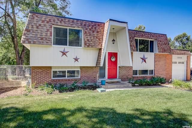 1000 E Webster Dr, Sandy, UT 84094 (#1686200) :: Bustos Real Estate | Keller Williams Utah Realtors