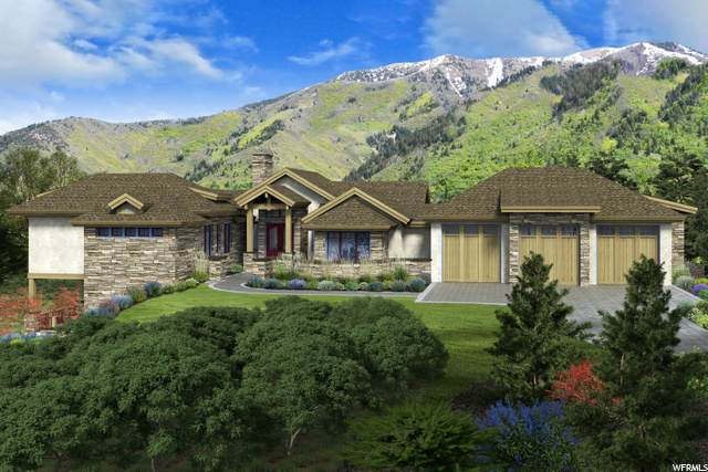 941 S Summit Creek Dr #61, Woodland Hills, UT 84653 (#1686218) :: Belknap Team