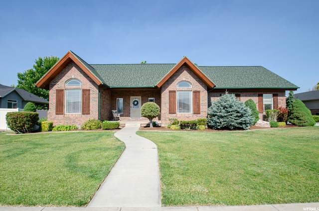3258 S 750 W, Syracuse, UT 84075 (#1686220) :: Bustos Real Estate | Keller Williams Utah Realtors