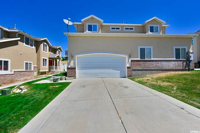 865 Violet Dr #31, Morgan, UT 84050 (#1686228) :: REALTY ONE GROUP ARETE