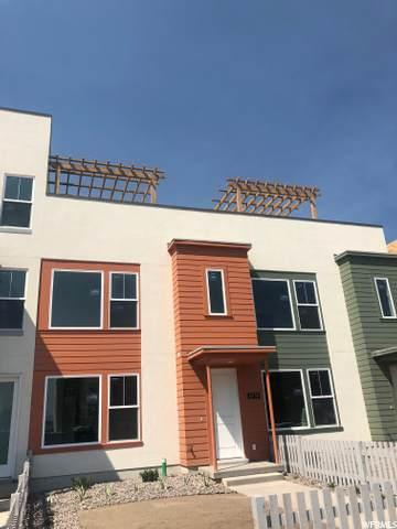 10751 S Porcini Drive Dr W #105, South Jordan, UT 84009 (#1686230) :: Utah City Living Real Estate Group