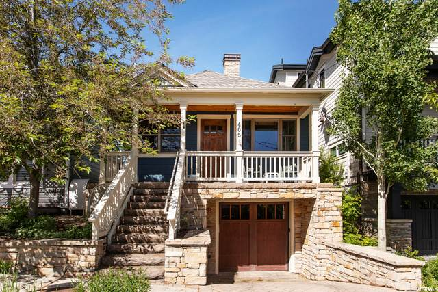 405 Park Ave, Park City, UT 84060 (#1686239) :: Colemere Realty Associates