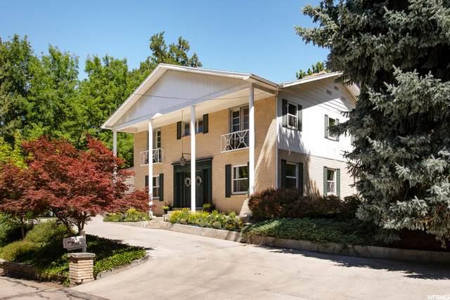 1721 E Mill Ln S, Salt Lake City, UT 84106 (#1686254) :: Big Key Real Estate