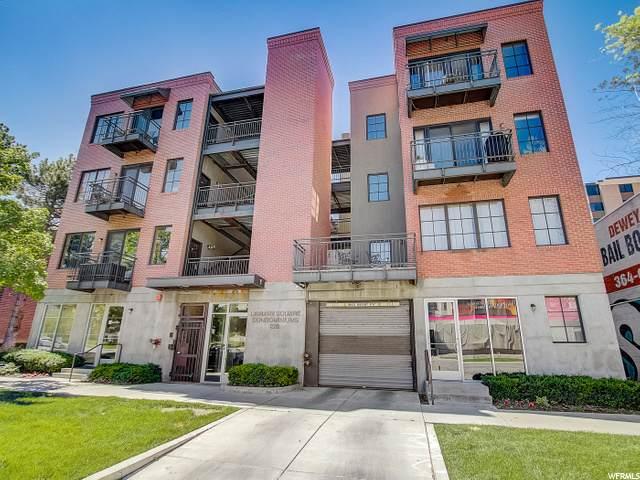 228 E 500 S #305, Salt Lake City, UT 84111 (#1686255) :: Colemere Realty Associates