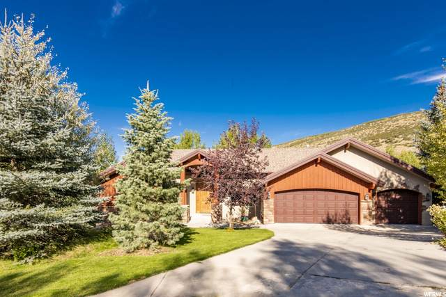 9032 Cheyenne Way, Park City, UT 84098 (#1686256) :: Colemere Realty Associates