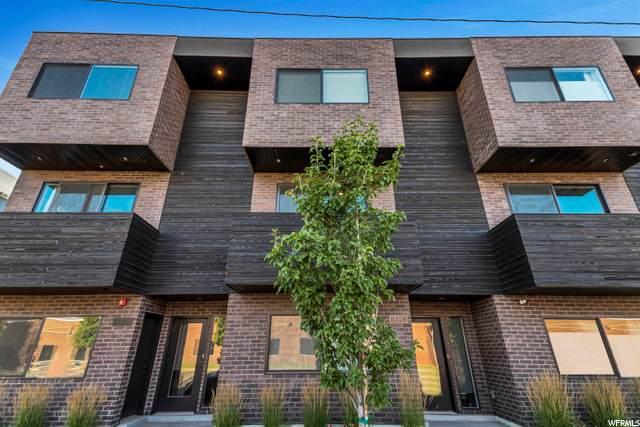 832 S West Temple W B, Salt Lake City, UT 84101 (#1686257) :: Big Key Real Estate