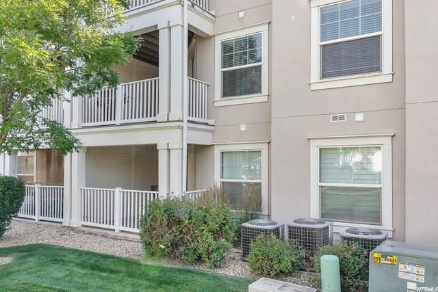 11776 S Grandville Ave #108, South Jordan, UT 84009 (#1686266) :: Utah City Living Real Estate Group
