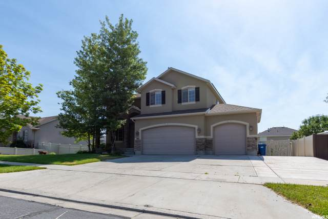 966 N Jack Rabbit Run, Saratoga Springs, UT 84045 (#1686291) :: Exit Realty Success