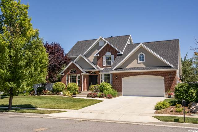 785 Mill Shadow Dr, Kaysville, UT 84037 (#1686294) :: REALTY ONE GROUP ARETE