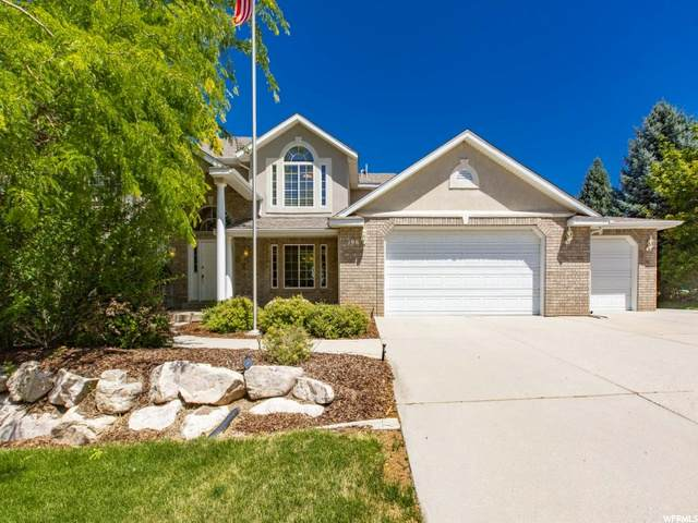 196 W Sterling Dr Dr S, Bountiful, UT 84010 (#1686312) :: Big Key Real Estate
