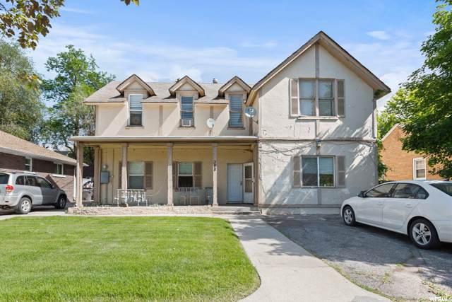 358 W 400 S, Provo, UT 84601 (#1686323) :: Big Key Real Estate