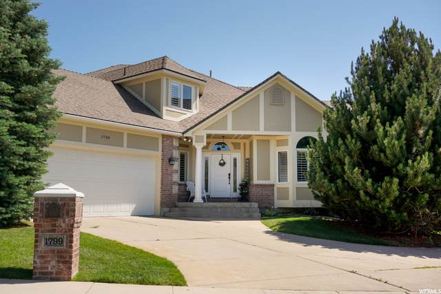 1799 Meadow Creek Ln, Ogden, UT 84403 (#1686347) :: Powder Mountain Realty