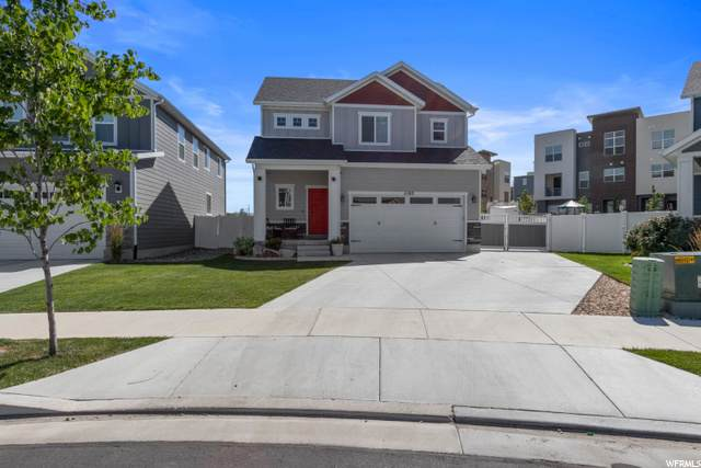 11102 S Becks Ln, South Jordan, UT 84095 (#1686380) :: Big Key Real Estate