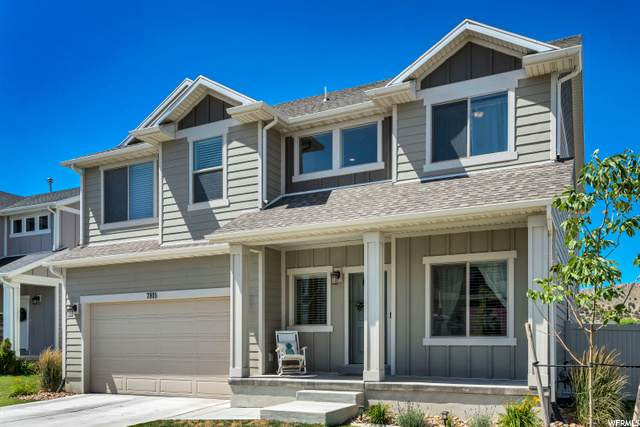 7815 N Bridalway Rd E, Eagle Mountain, UT 84005 (#1686405) :: Exit Realty Success