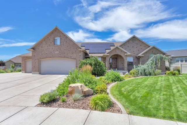 589 N 2700 W, West Point, UT 84015 (#1686422) :: Doxey Real Estate Group