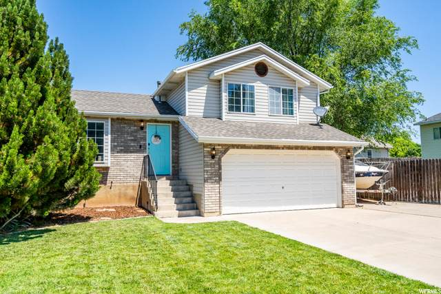 596 W 950 N, Clearfield, UT 84015 (#1686459) :: Doxey Real Estate Group
