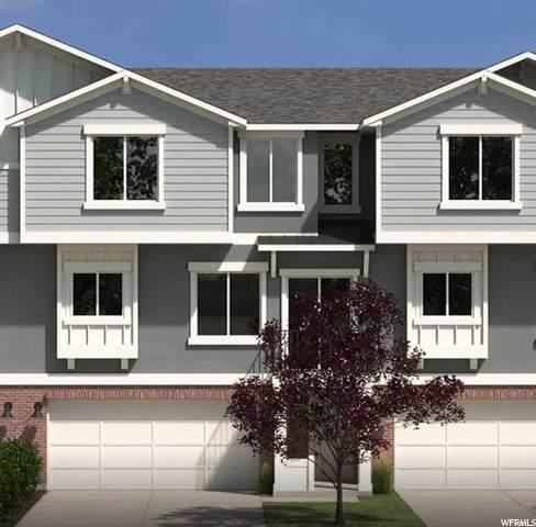 4214 W Willard Park Ct #413, Riverton, UT 84096 (#1686470) :: Exit Realty Success