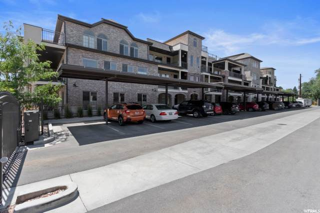 2369 E Murray Holladay Rd S #104, Holladay, UT 84117 (#1686476) :: Powder Mountain Realty