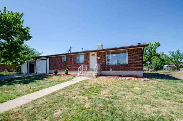 468 W 1800 N, Layton, UT 84041 (#1686477) :: Big Key Real Estate