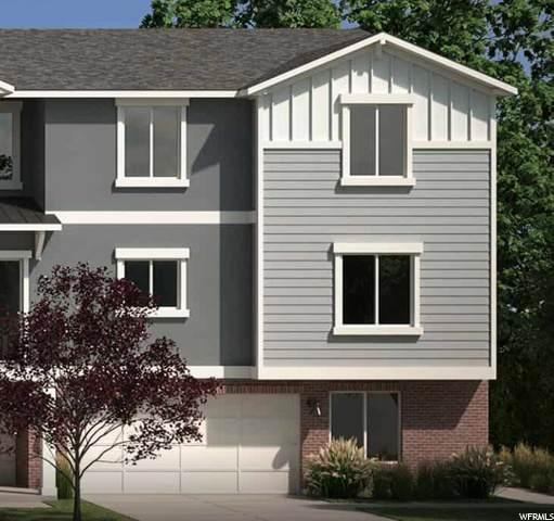 4218 W Willard Park Ct #414, Riverton, UT 84096 (#1686478) :: Exit Realty Success
