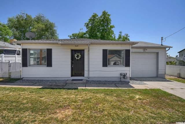 683 W 1800 N, Clearfield, UT 84015 (#1686479) :: Big Key Real Estate