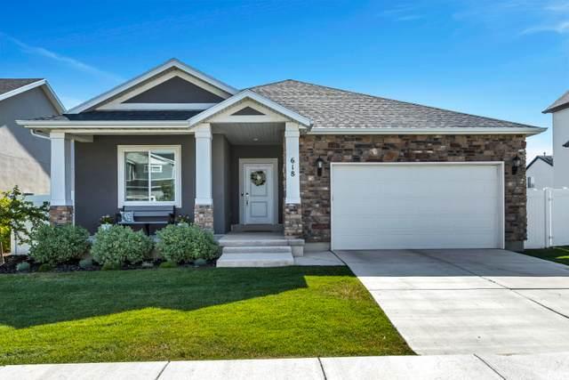 618 S Peachtree Ln, Saratoga Springs, UT 84045 (#1686481) :: EXIT Realty Plus