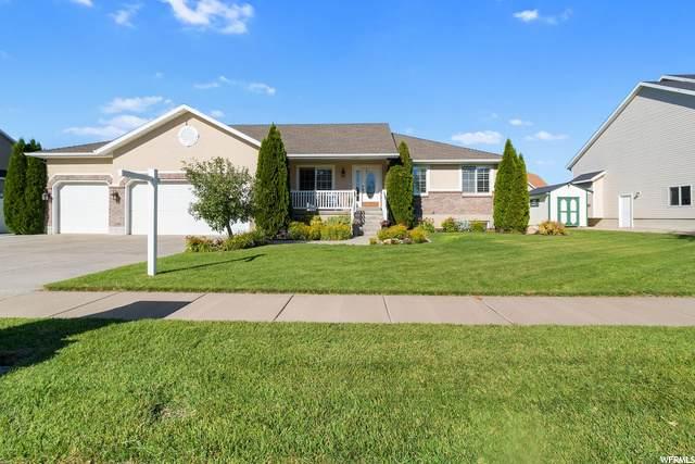 1485 Troon Dr, Syracuse, UT 84075 (#1686482) :: Bustos Real Estate | Keller Williams Utah Realtors
